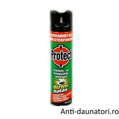 Spray PROTECT impotriva gandacilor si furnicilor 400 ml