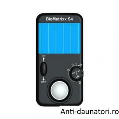 Biometrixx S4 - Aparat solar anti insecte (tantari, muste, molii) si anti daunatori (soareci, sobolani) 25 mp