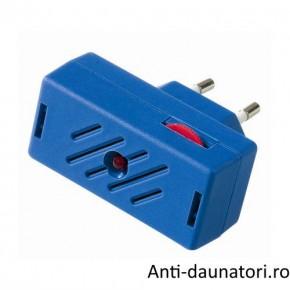 Isotronic Ultra Stichfrei Sensitiv -  Aparat cu ultrasunete cu frecvente reglabile anti tantari 40 mp