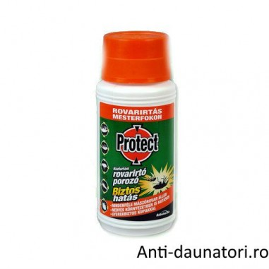Insecticid praf pulbere impotriva puricilor 100 gr