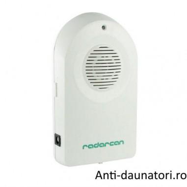 Radarcan SC 27 - Aparat portabil cu ultrasunete anti tantari 20 mp int./4 mp ext.