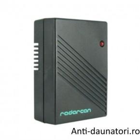 Aparatu portabil contra soarecilor, sobolanilor, gandacilor Pest mouse 10 RC 20 mp