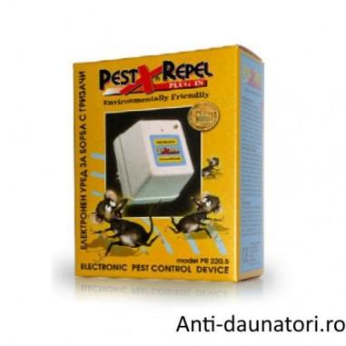 Pest-X-Repel 220.5 anti soareci, sobolani 50 mp