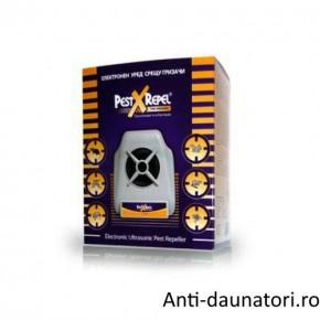 Aparat ultrasonic impotriva rozatoarelor Pest Repeller 220.4 - 360 mp