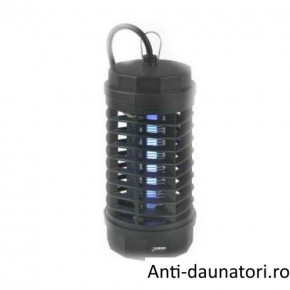 Aparat cu lampa UV anti insecte (tantari, muste, molii, fluturi) - Fly Away 4 - 40 mp