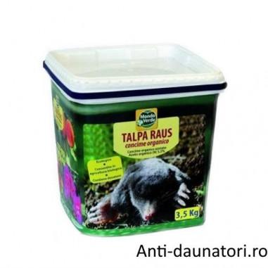 Ingrasamant organic 100% vegetal impotriva cartitelor folosit in agriculturi CON 17/1,2kg