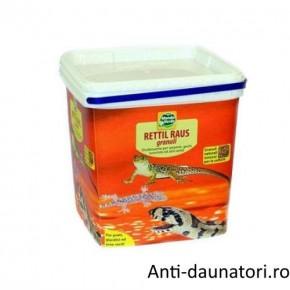 Rettil Raus granule impotriva serpilor de casa si de camp REP69/3000 ml