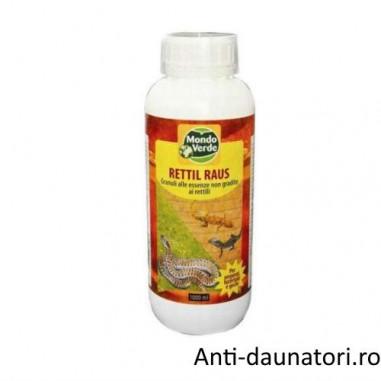 Granule ecologice ce va indeparteaza reptilele din curtea dvs REP 94/1000ml