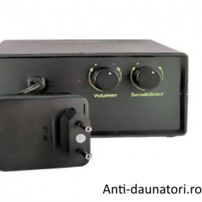 Aparat electronic ce emite sunete acustice impotriva pasarilor Radarcan SC19/100 mp
