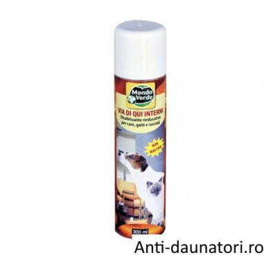 Spray cu aerosoli impotriva cainilor si pisicilor pentru interior REP33/300 ml