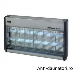 IK 30 - Aparat cu lumina UV anti insecte (muste tantari, fluturi, molii) pentru suprafete de 150 mp