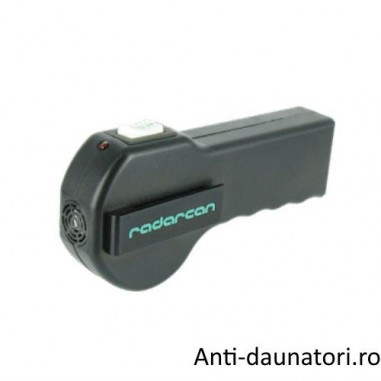 Anti caini ultrasunete Radarcan SC35 10 m