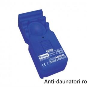 Aparat portabil cu ultrasunete pentru alungare si dresaj canin FG017 40 mp