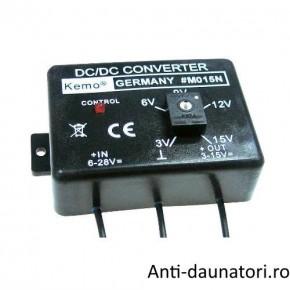 Convertor tensiune cu frecventa reglabila M015N