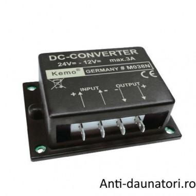 Transformator tensiune 12-24V M038N