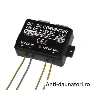 Transformator tensiune 24V pentru aparate anti jderi M020