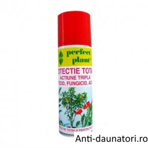 Spray plante protectie totala 200 ml