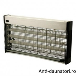 GC 60 W - Aparat cu lampi UV semiprofesional anti tantari, muste, viespi, molii, fluturi 350 mp