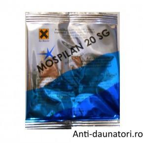 Insecticid cu actiune sistemica si translaminara Mospilan 20 sg 50 gr.