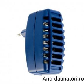 Isokat Mini 25040 - Mini distrugator cu lampa UV anti insecte zburatoare 20 mp