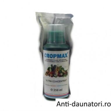 Fertilizant foliar natural pentru legumicultura si floricultura Cropmax 250 ml
