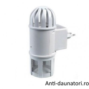 GH-1C - Mini distrugator cu 4 lampi UV anti insecte (tantari, muste, musculite, viespi, molii) 20 mp