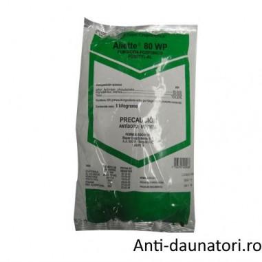 Fungicid sistemic Aliette 80 wg 200 gr.