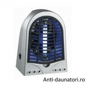 GH-4 - Aparat cu lampa UV si ventilator anti tantari, muste, molii, musculite, viespi 20 mp