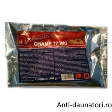Fungicid de contact pentru combaterea manei Champ 77 wg 300 gr.