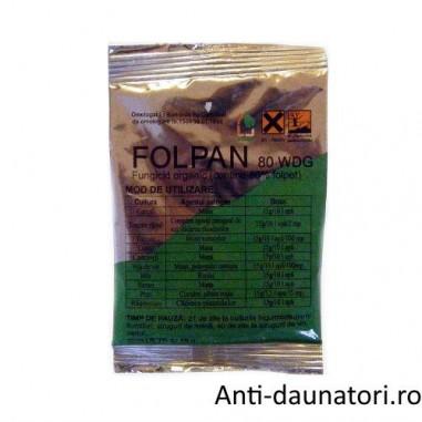 Fungicid de contact impotriva ciupercilor Folpan 80 wdg 150 gr.