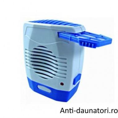 Isofix mobil 24950 - Aparat anti insecte ideal pentru cort, rulota si case de vacanta 15 mp