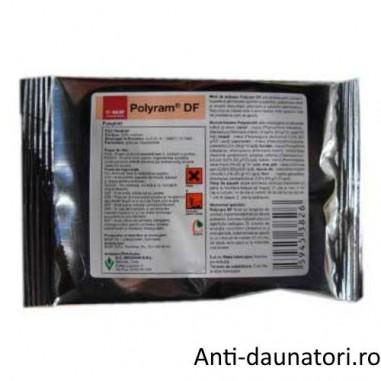 Fungicid de contact pentru combaterea bolilor in vegetatie Polyram df 200 gr.
