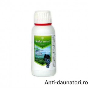 Fungicid cu actiune de contact si local sistemica Teldor 500 sc 100 ml