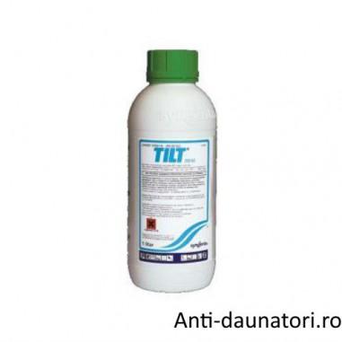Fungicid sistemic pentru combaterea bolilor foliare si a fainarii Tilt 250 ec 100 ml