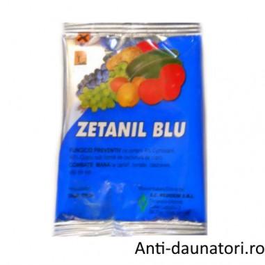 Fungicid sistemic local si de contact pentru combaterea manei Zetanil blu 1kg