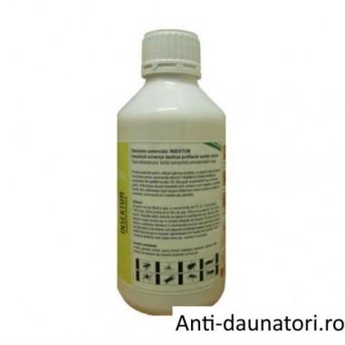 Insecticid universal destinat profilaxiei sanitar umane anti tantari 1000 mp - Insektum 1L