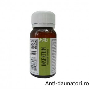Substanta universala anti tantari destinata profilaxiei sanitare umane 50 mp - Insektum 50 ml
