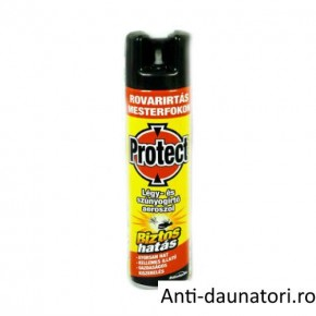 Protect spray anti muste si tantari 400 ml