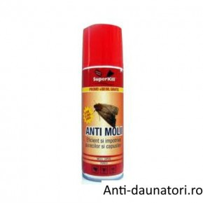 Spray Super Kill anti molii