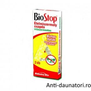 Capcana BioStop pentru molii alimentare
